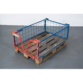 Gitter-Aufsatzrahmen 120x80x40 (für Paletten)