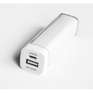 Powerbank mit 3in1-Kabel