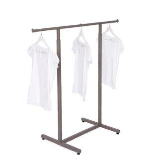 Praktische Kleiderstangen Mit Und Ohne Rollen Ladeneinrichtungen